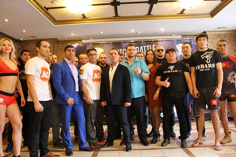 В Белгороде взвесили бойцов турнира Bars Night Battle, фото-10