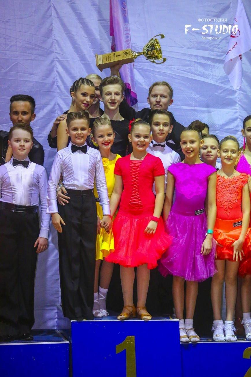 Танцоры завоевали кубки на всеукраинских соревнованиях по спортивным танцам, фото-7