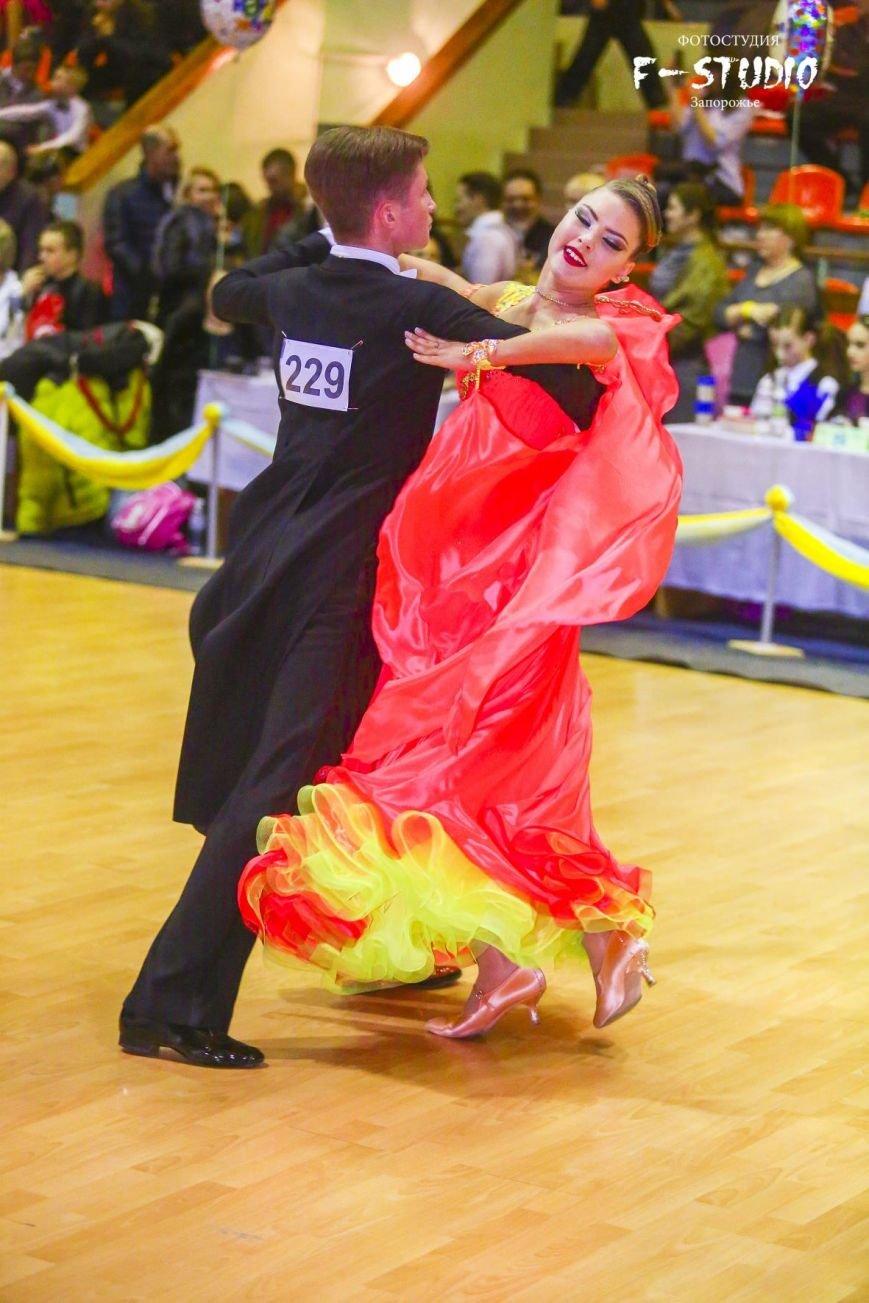 Танцоры завоевали кубки на всеукраинских соревнованиях по спортивным танцам, фото-3