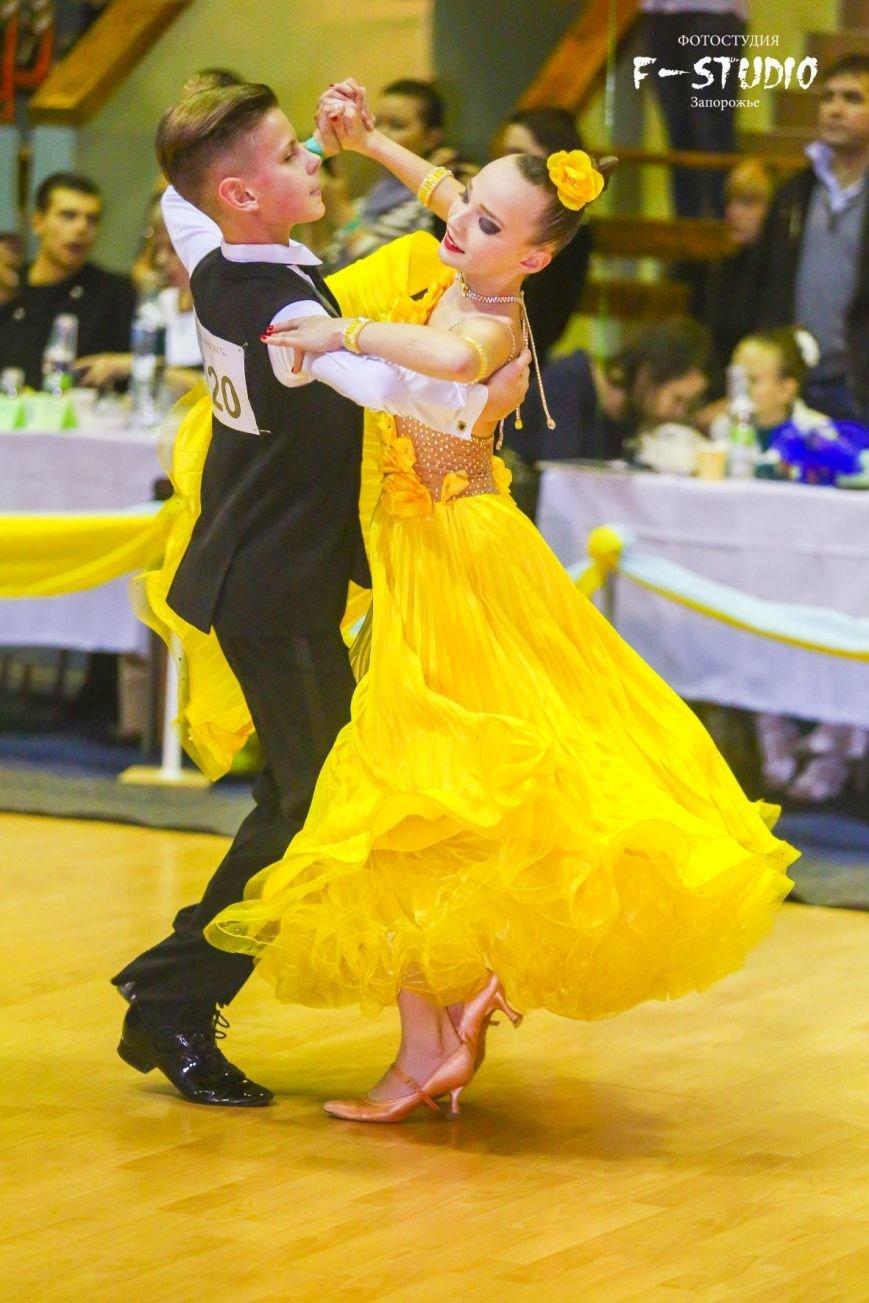 Танцоры завоевали кубки на всеукраинских соревнованиях по спортивным танцам, фото-2