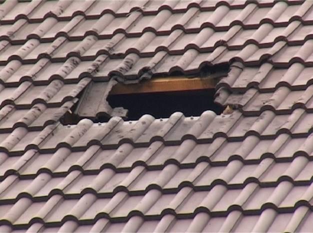 На Осокорках обстреляли дом из гранатомета (ФОТО), фото-2