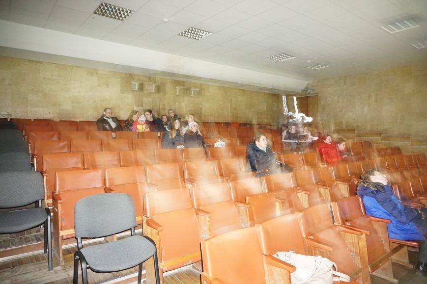 В Каменском проходит Международный фестиваль фантастического кино, фото-1