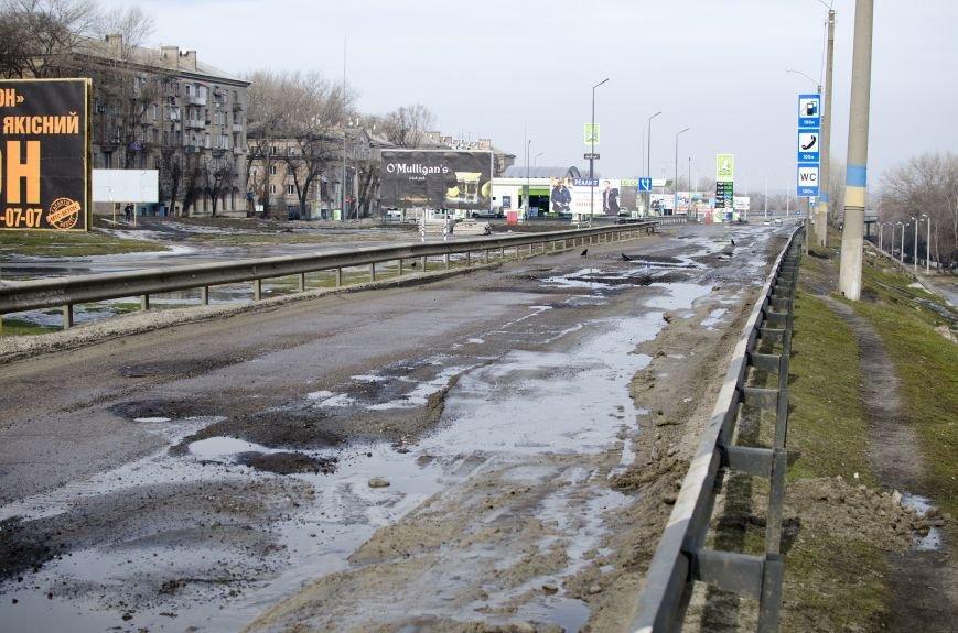 въезд на мост (2)