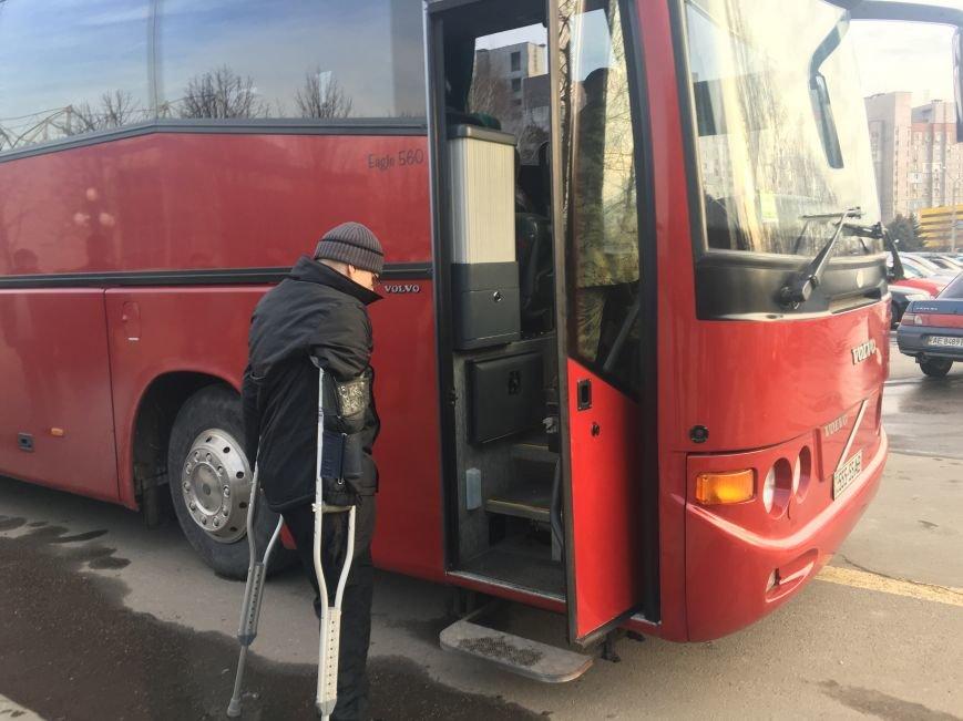 Раненых в АТО бойцов, за счет городского бюджета отправили в Польшу на оздоровление (ФОТО), фото-21