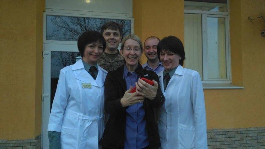 Больницы Запорожья снова инспектировала министр Ульяна Супрун, фото-2