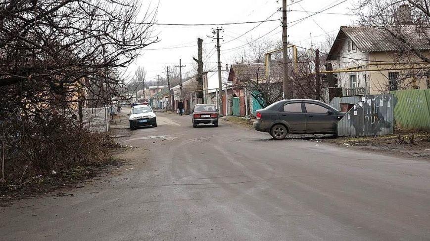 """В Мариуполе автомобиль """"Шевроле"""" столкнулся с полицейской """"Тойотой""""(ФОТО), фото-10"""