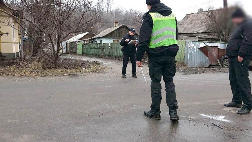 """В Мариуполе автомобиль """"Шевроле"""" столкнулся с полицейской """"Тойотой""""(ФОТО), фото-2"""
