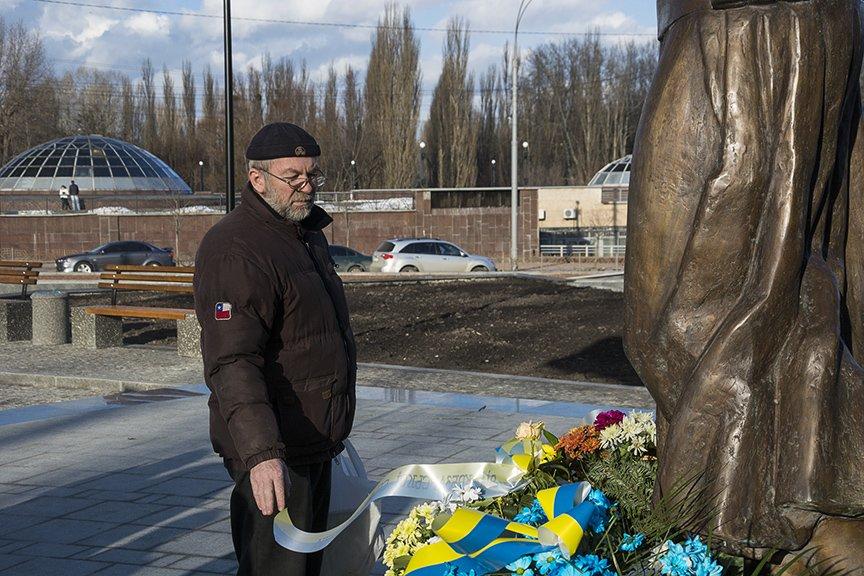 В Киеве открыли памятник Телиге (ФОТО), фото-6