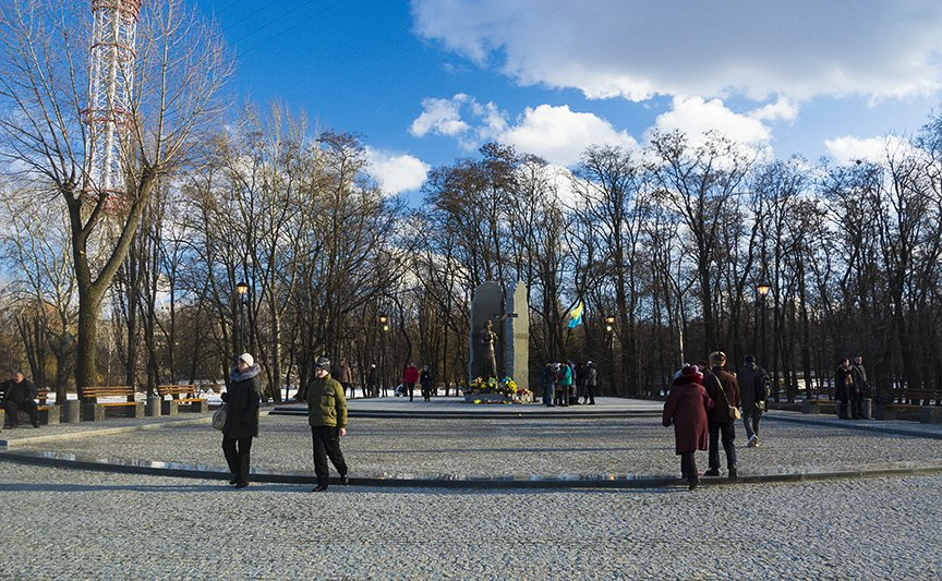 В Киеве открыли памятник Телиге (ФОТО), фото-11