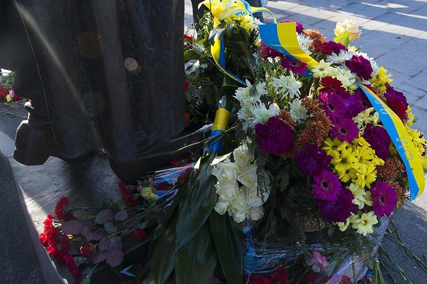 В Киеве открыли памятник Телиге (ФОТО), фото-9