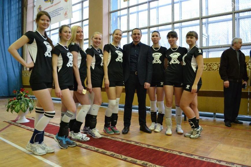 В Каменском открылся турнир по волейболу, фото-19