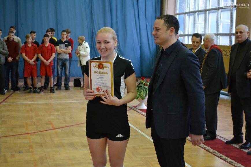 В Каменском открылся турнир по волейболу, фото-17