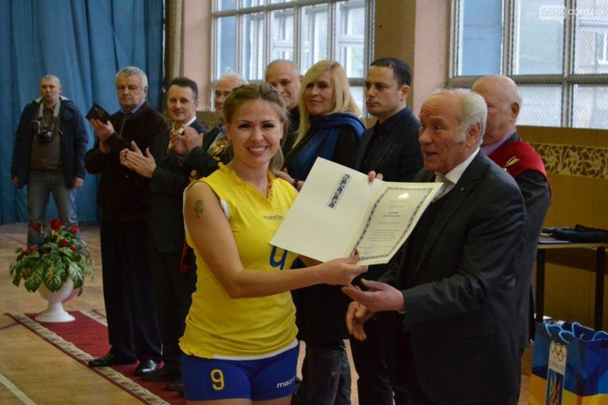 В Каменском открылся турнир по волейболу, фото-15