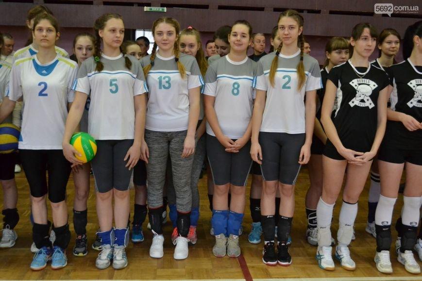 В Каменском открылся турнир по волейболу, фото-4
