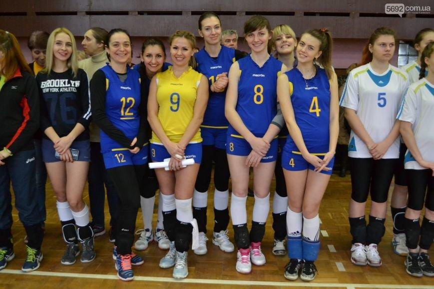 В Каменском открылся турнир по волейболу, фото-14