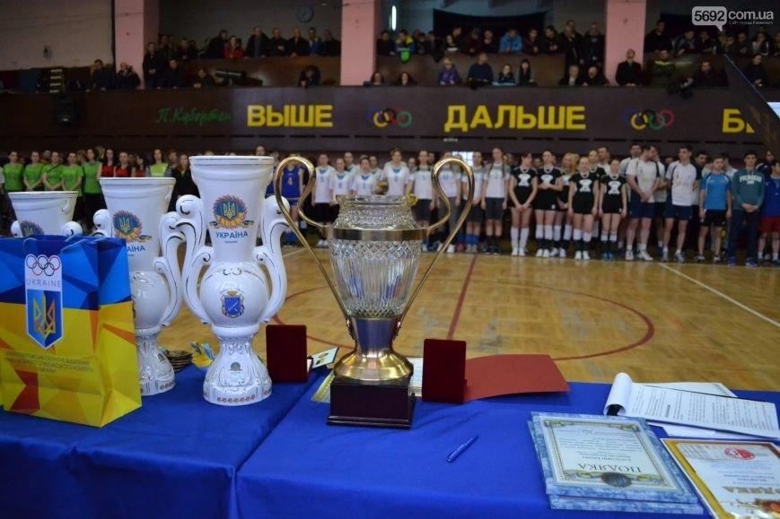 В Каменском открылся турнир по волейболу, фото-7