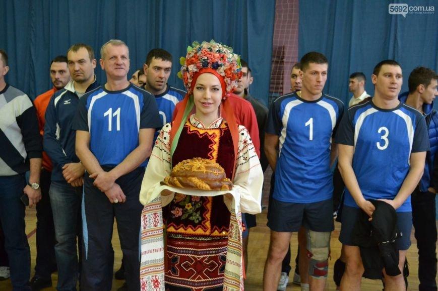 В Каменском открылся турнир по волейболу, фото-3