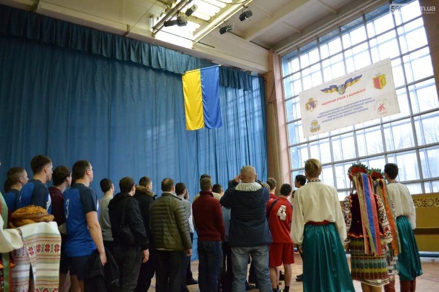 В Каменском открылся турнир по волейболу, фото-5