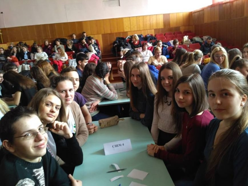 У Новограді-Волинському відбулася інтелектуальна гра «Що? Де? Коли?», фото-1