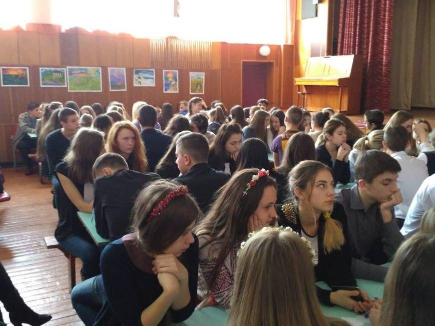 У Новограді-Волинському відбулася інтелектуальна гра «Що? Де? Коли?», фото-3