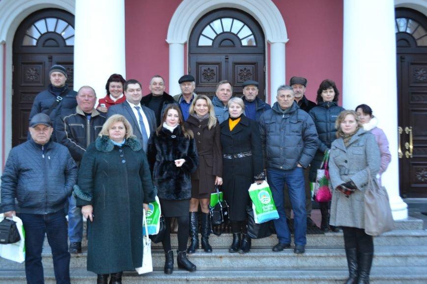 Аграрии Криворожья на Земельном форуме выступили против продажи земли (ФОТО), фото-11