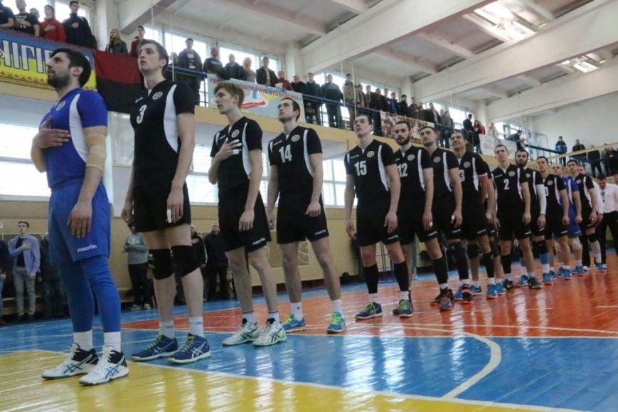 Черниговский «Буревестник» впервые переиграл чемпиона Украины!, фото-1