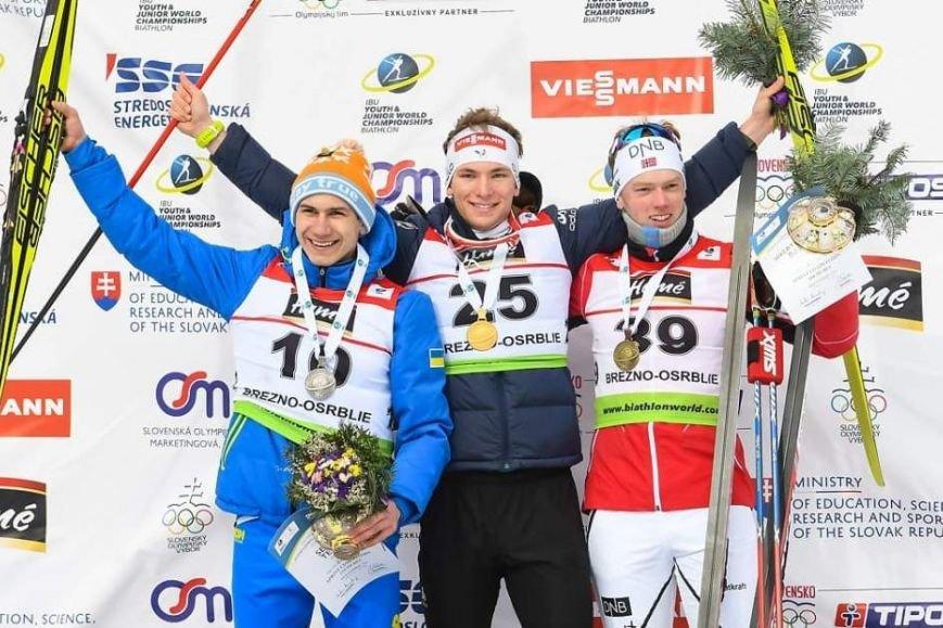 Сергей Телень из Чернигова – вице-чемпион мира по биатлону!, фото-2