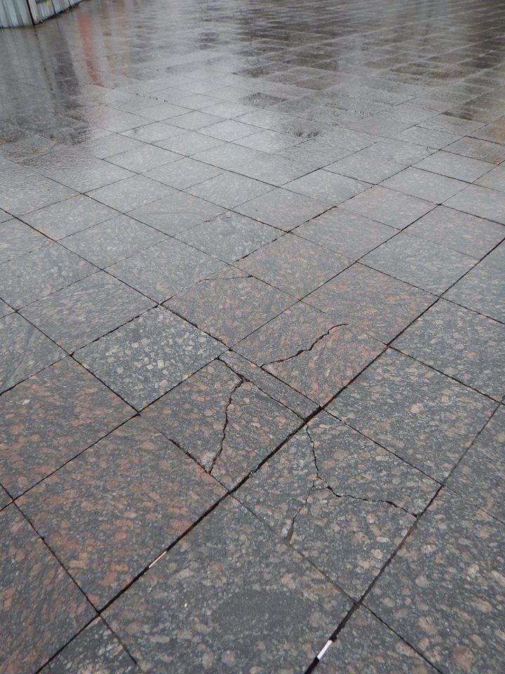 Потемкинская лестница стала проседать, - общественник (ФОТО), фото-2
