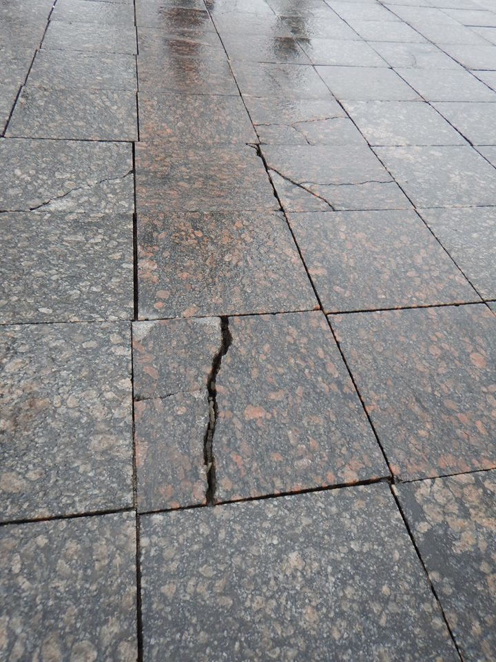Потемкинская лестница стала проседать, - общественник (ФОТО), фото-8