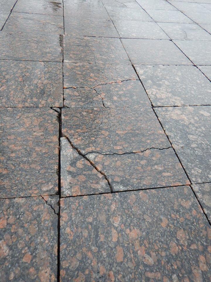 Потемкинская лестница стала проседать, - общественник (ФОТО), фото-3