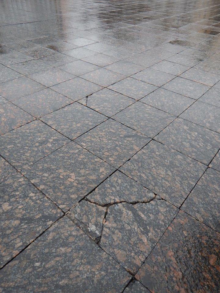 Потемкинская лестница стала проседать, - общественник (ФОТО), фото-9