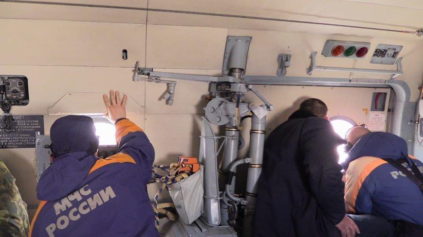 На Камчатке ищут пропавшего снегоходчика, фото-2