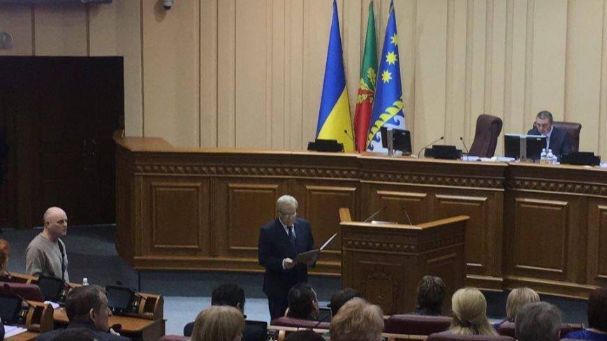 """Из повестки дня сессии Криворожского горсовета выбросили вопросы, внесенные депутатами не от """"большинства"""" (ФОТО), фото-3"""