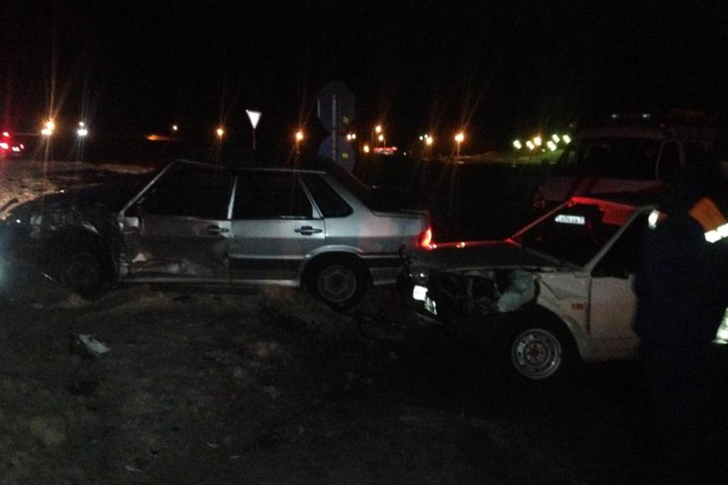 Под Белгородом фура протаранила BMW, фото-2