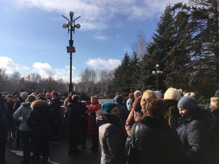 Митинг протеста в Кривом Роге: Почему запрет на реализацию свинины касается только рынков? (ФОТО), фото-3
