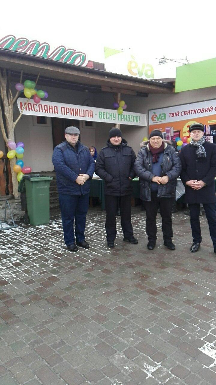 На Масляну у Новограді-Волинському збирали пожертви для атошника, який потребує лікування, фото-2