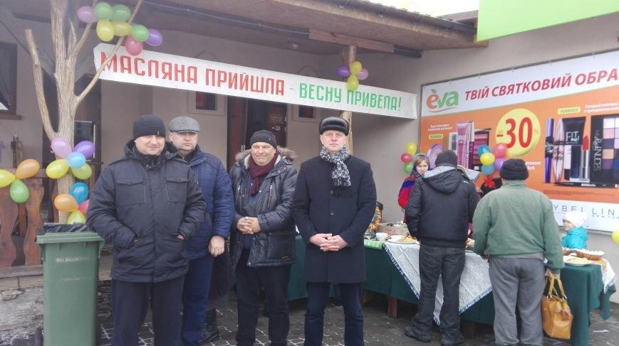 На Масляну у Новограді-Волинському збирали пожертви для атошника, який потребує лікування, фото-4