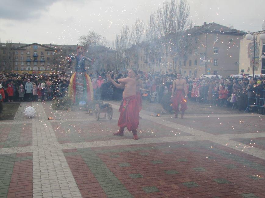Мелитопольцы провели зиму и встречали весну (видео), фото-12