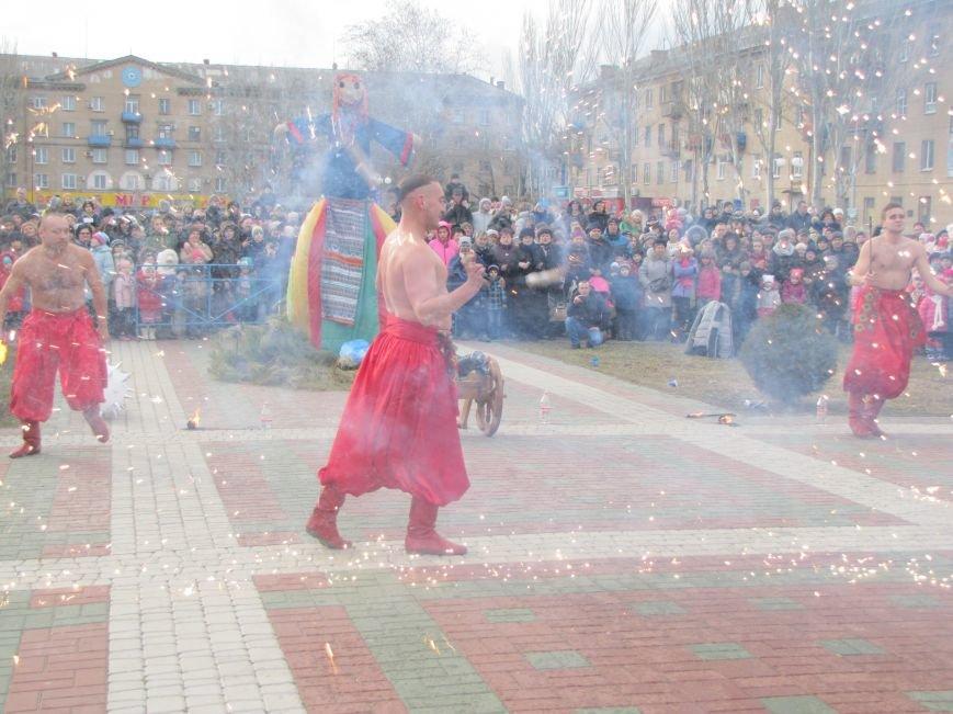 Мелитопольцы провели зиму и встречали весну (видео), фото-13