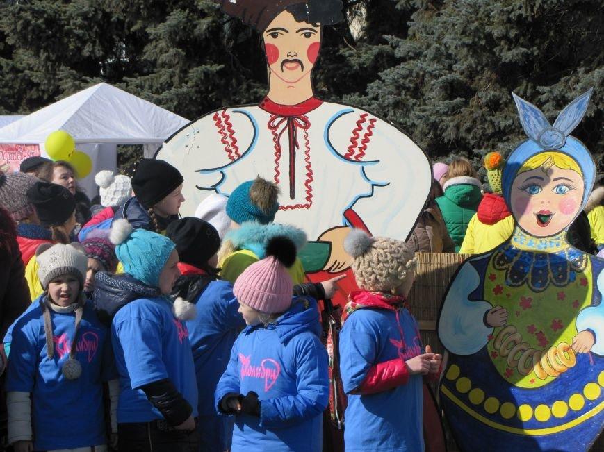 Мелитопольцы провели зиму и встречали весну (видео), фото-3