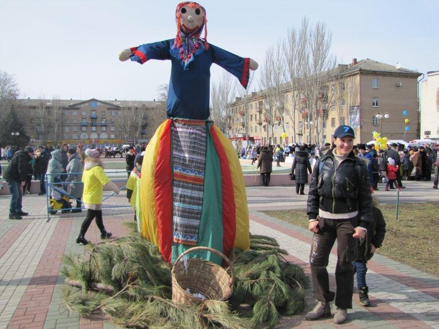 Мелитопольцы провели зиму и встречали весну (видео), фото-6