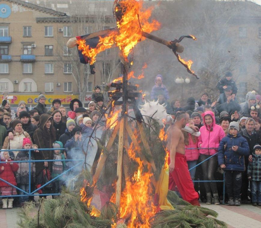 Мелитопольцы провели зиму и встречали весну (видео), фото-15