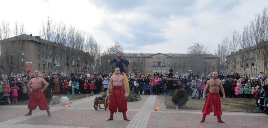 Мелитопольцы провели зиму и встречали весну (видео), фото-9