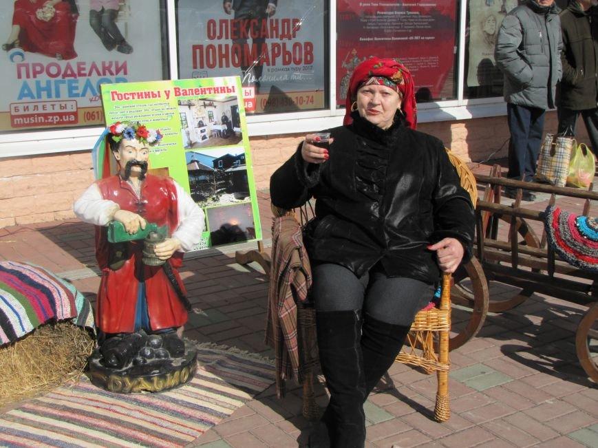 Мелитопольцы провели зиму и встречали весну (видео), фото-1