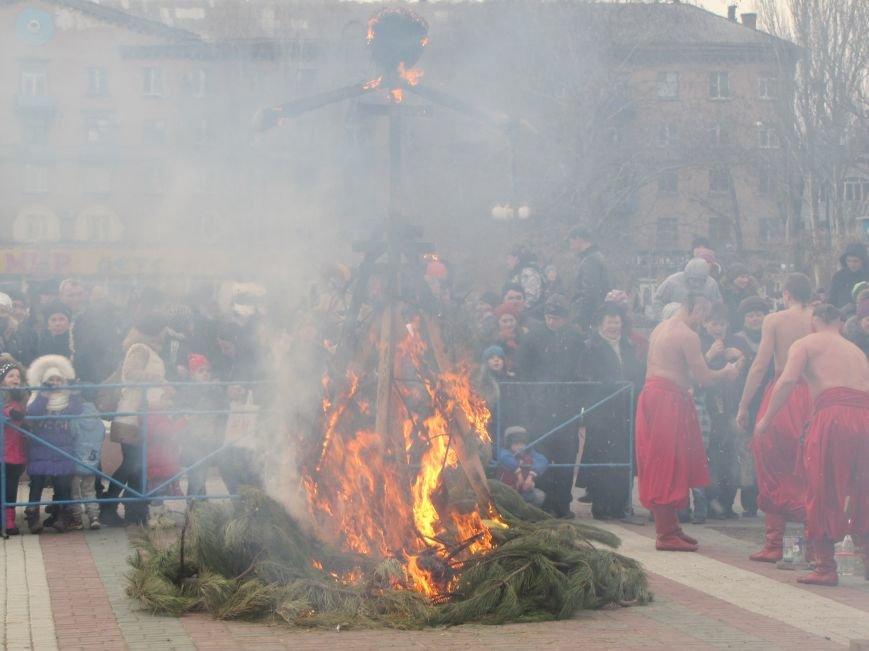 Мелитопольцы провели зиму и встречали весну (видео), фото-16