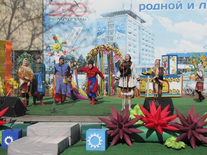 Мелитопольцы провели зиму и встречали весну (видео), фото-4