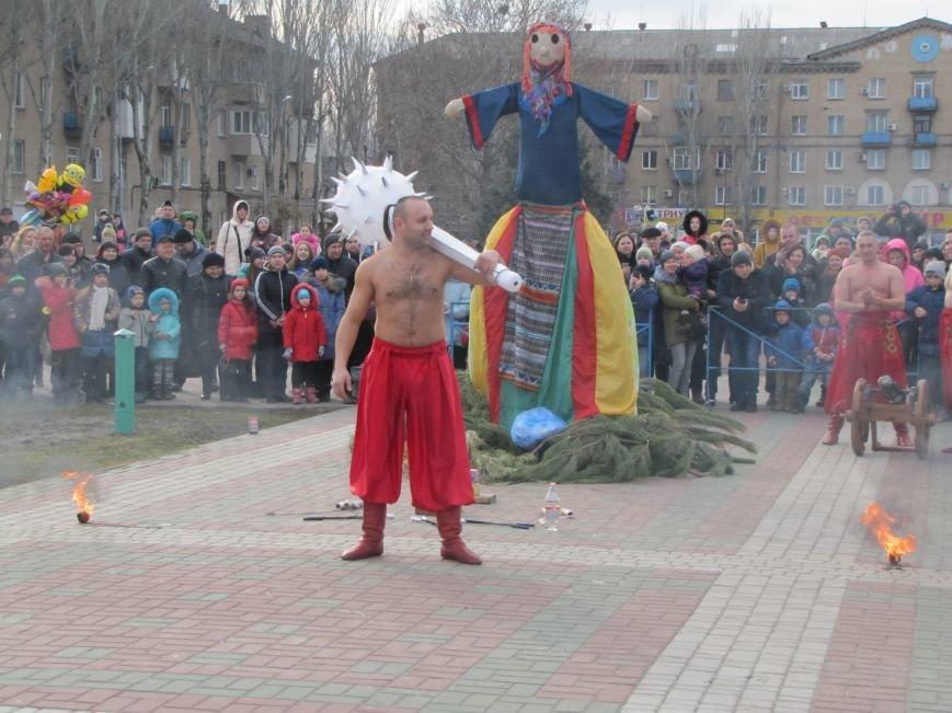 Мелитопольцы провели зиму и встречали весну (видео), фото-8