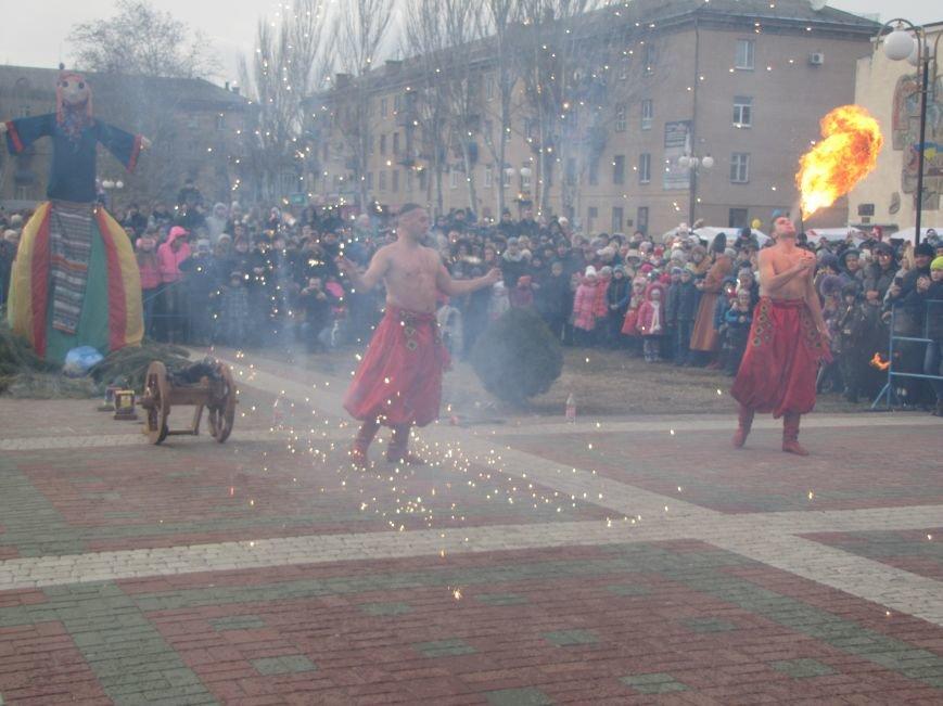 Мелитопольцы провели зиму и встречали весну (видео), фото-14