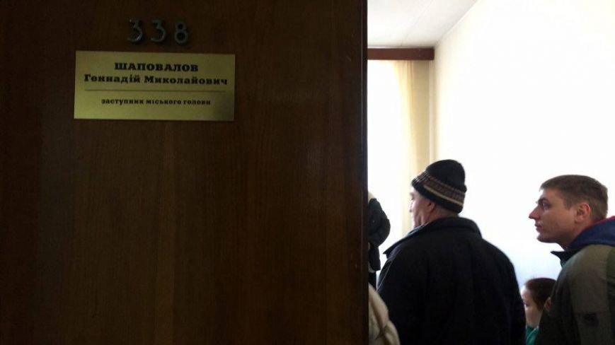 Митингующим предпринимателям сообщили дату начала торговли салом на криворожских рынках (ФОТО), фото-10