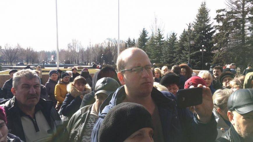Митингующим предпринимателям сообщили дату начала торговли салом на криворожских рынках (ФОТО), фото-4